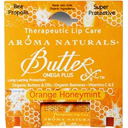 Orange Honeymint Aromatherapy