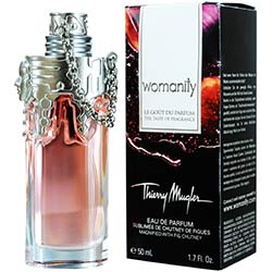 Thierry Mugler Womanity Taste Of Fragrance