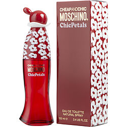 Moschino Cheap & Chic Petals