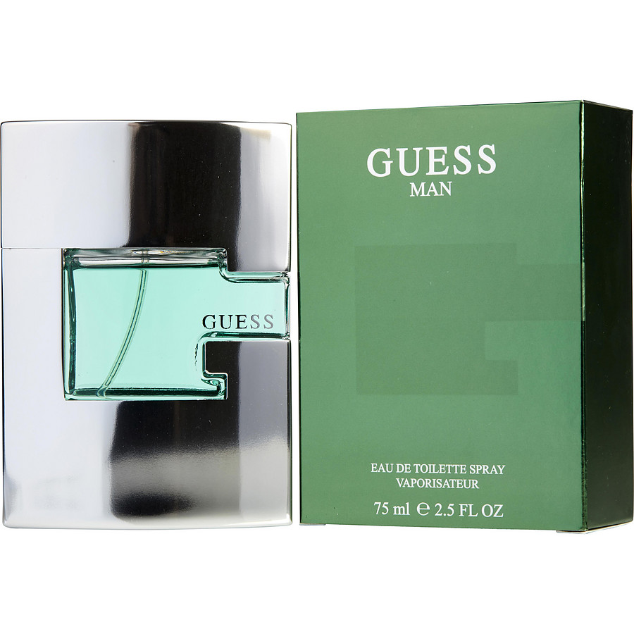 Guess Man Eau De Toilette Fragrancenet Com 174