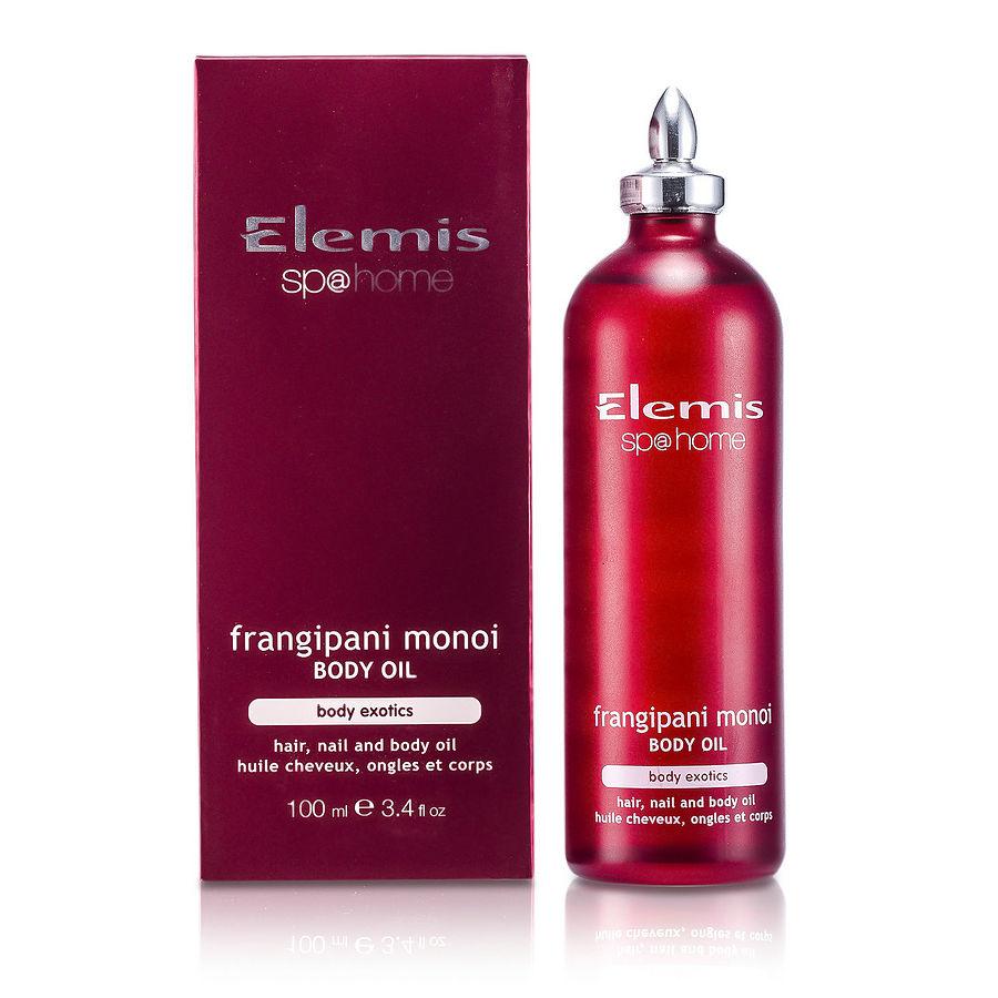 Elemis Exotic Frangipani Monoi Body Oil Fragrancenet Com 174