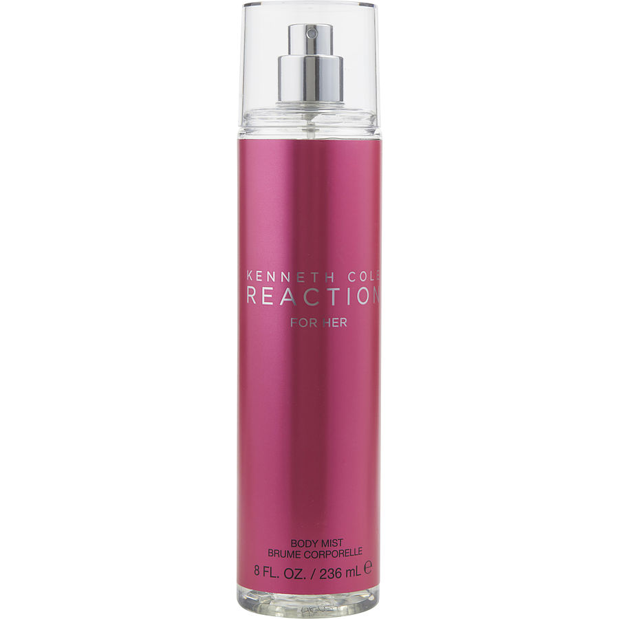 Kenneth Cole Reaction Body Mist For Women By Kenneth Cole