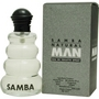 SAMBA NATURAL MAN Cologne esittäjä(t): Perfumers Workshop #115921