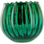 FLUTED MERCURY BOWL Candles z  #195937