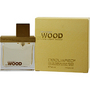 SHE WOOD GOLDEN LIGHT WOOD Perfume av Dsquared2 #244122