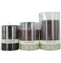 MOCHA LATTE SCENTED Candles od Mocha Latte Scented